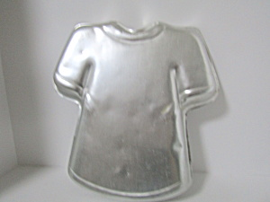 Wilton Sports Jersey Bibs Baby One Piece Cake Pan