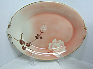 Vintage Syracuse China Madam Butterfly Platter