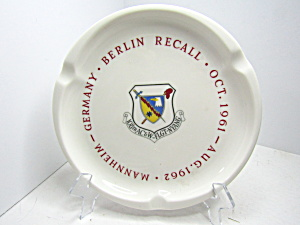 Syracuse China Mannheim Germany Berlin Recall Tray