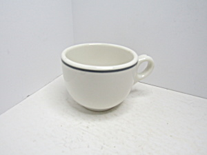 Vintage Syracuse China Resturant Ware Coffee Cups