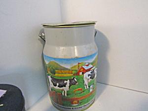Chupa Chups 4th Edition Collectible  MiIk Can Tin (Image1)