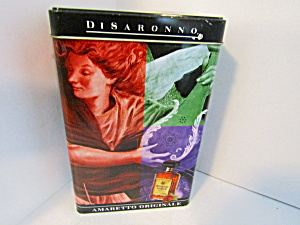 Vintage Disaronno Amaretto Originale Tin