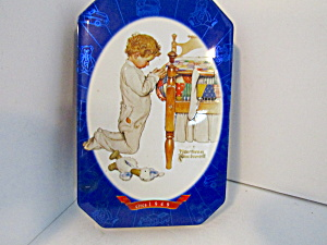 Vintage Snickers Norman Rockwell Canister 2003