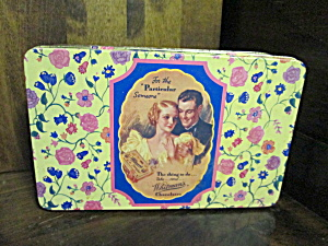 Vintage Whitman's Chocolate 150th Anniversary Tin