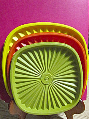 Tupperware Servalier Bowl Replacement Covers