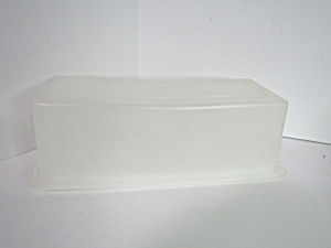 Vintage Tupperware Chesse Rectangle Storage Container