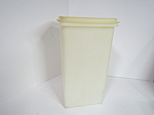Vintage Tupperware Saltine Cracker Rectangle Container