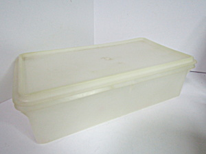 Vintage Tupperware Large Rectangle Bread Container