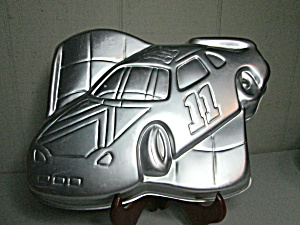 Wilton Race Car Cake Pan