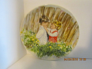 Vintage Wedgwood Collector Plate Be My Friend