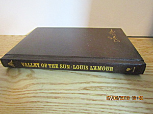 Western Book Valley Of The Sun By Louis L'amour