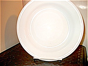 Vintage Corelle Winter Frost White Soup Bowl