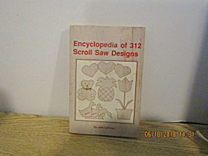 Encyclopedia Of 312 Scroll Saw Designs