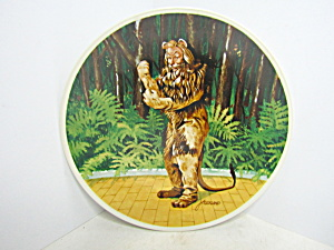 Limited Edition Iwizard Of Oz Plate F I Were King