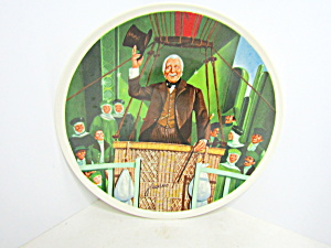 Limited Edition The Wonderful Wizard Of Oz Plate