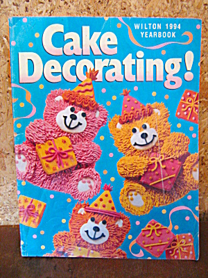 Wilton Cake Decorating 1987 Yearbook Book Magazine