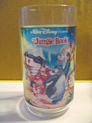 The Jungle Book Collector Glass