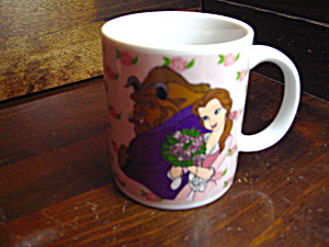 Disney's Beauty And The Beast Mug
