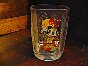 Mcdonald's Disney World Disney Studio Glasses