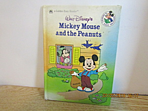 Walt Disney's Easy Reader Mickey Mouse & The Peanuts