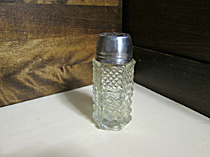 Vintage Anchor Hocking Wexford Salt/pepper Shaker