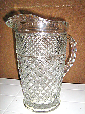 Anchor Hocking Wexford Vintage 64oz. Pitcher