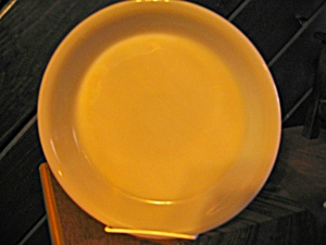 Vintage Ivory Fire King Pie Plate