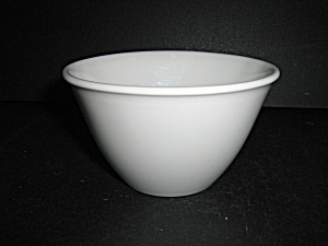Corelle White Open Sugar Bowl