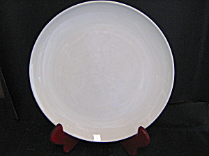 Corning-centura White Coupe Bread & Butter Plate