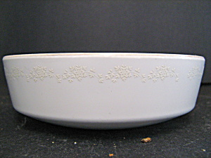 Corning Centura White Fruit/veg. Bowl