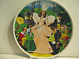 Limited Edition Follow The Yellow Brick Road Plate