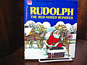 Whitman-rudolph The Red-nosed Reindeer