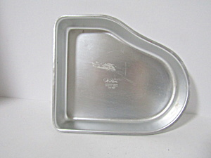 Vintage Wilton Small Piano Shape Cake Pan