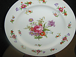 Wentworth Dresdona Dinner Plate