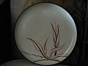 Dragon Flower Dinner Plate By Winfield Ware