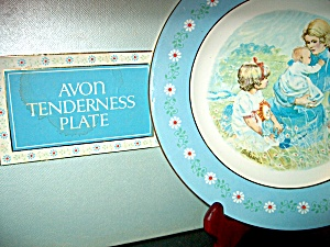 Avon Vintage Tenderness Plate