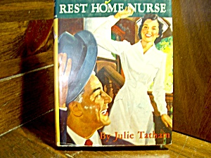 Vintage Cherry Ames Book #15 Rest Home Nurse