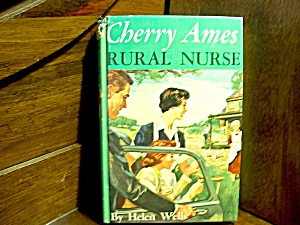 Vintage Cherry Ames Book #22 Rural Nurse