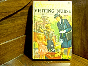 Vintage Cherry Ames Book #8 Visiting Nurse