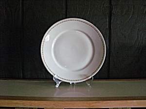 Vintage Z,s & Co. Scherzer Dinner Plate
