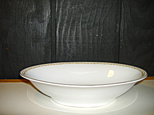 Vintage Z,s & Co. Scherzer Soup Bowl