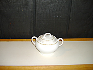 Vintage Z,s & Co. Scherzer Coverd Sugar Bowl
