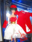 Click here to enlarge image and see more about item bafash10g: Silken Flame Collector Edition Barbie