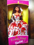 Click here to enlarge image and see more about item bafash2h: Evening Flame Barbie