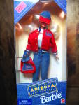Click here to enlarge image and see more about item bafash6i: Arizona Jean Company Barbie