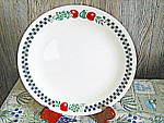 Click here to enlarge image and see more about item cff6m: Corelle Farm Fresh Bread & Butter Plate