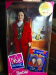 Click here to enlarge image and see more about item chaba5a: Rosie O'Donnell Friend Of Barbie Doll