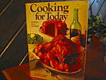 Click here to enlarge image and see more about item cokb6e: Cookbook Cooking For Today
