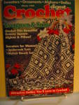 Click here to enlarge image and see more about item cordg1f: Crochet Digest  Winter 1994