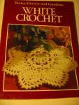 Click here to enlarge image and see more about item crbok3b: Vintage Better Homes and Gardens White Crochet